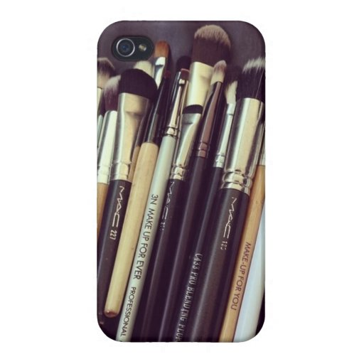 Make-up iPhone 4 Cases