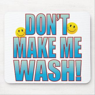 Make Wash Life B Mouse Mat
