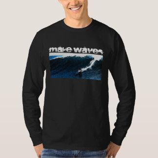 Make Waves Big Kahuna Long Sleeve Tee