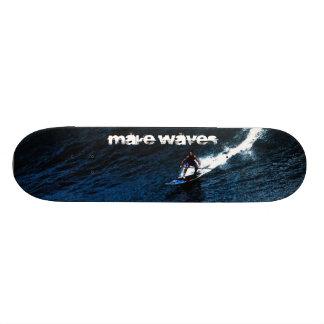 Make Waves Big Kahuna Skateboard