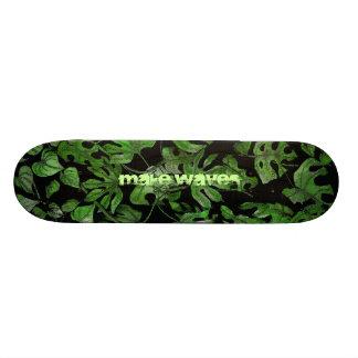 Make Waves Ivy Vines Skateboard