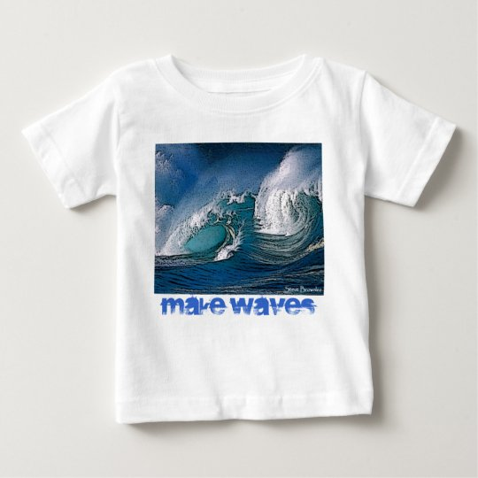 Make Waves Toddler T-Shirt