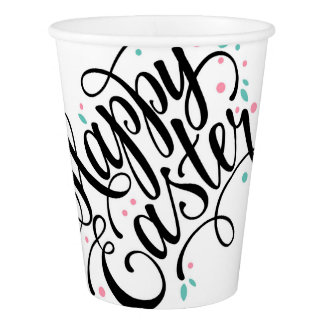 Make your Easter party memorable Paper Cup