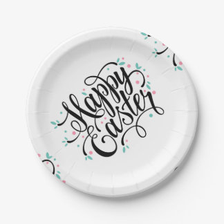 Make your Easter party memorable Paper Plate