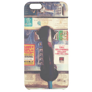 Make Your iPhone Look Like An Old Pay Phone iPhone 6 Plus Case