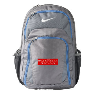 Make Your Legs Great Again Backpack