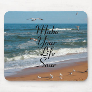 Make Your Life Soar Mouse Pad