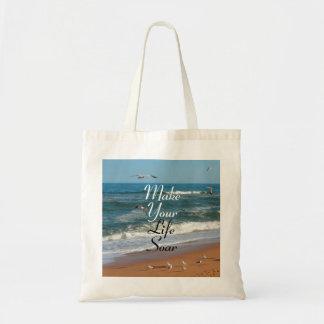 Make Your Life Soar Tote Bag