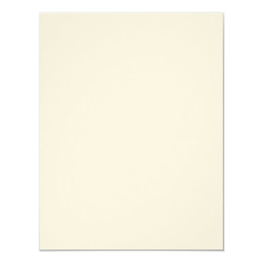 Felt Ecru 10.8 cm x 14 cm, Standard white envelopes included