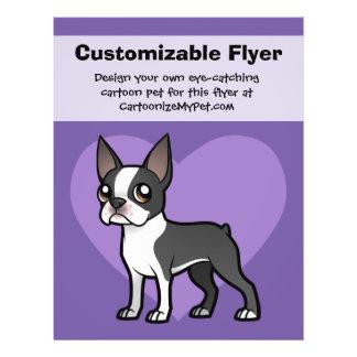Make Your Own Cartoon Pet 21.5 Cm X 28 Cm Flyer