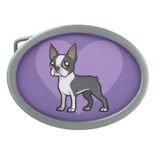 Make Your Own Cartoon Pet Belt Buckles