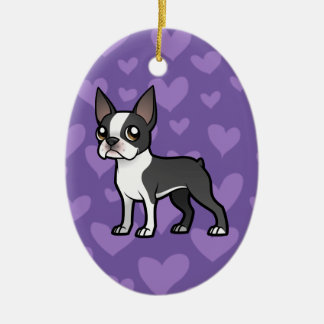 Make Your Own Cartoon Pet Ceramic Oval Decoration