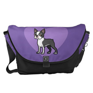 Make Your Own Cartoon Pet Courier Bag