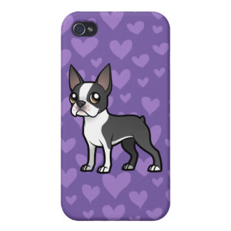 Make Your Own Cartoon Pet iPhone 4/4S Cases