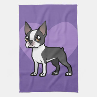 Make Your Own Cartoon Pet Kitchen Towels