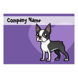 Make Your Own Cartoon Pet Pack Of Chubby Business Cards