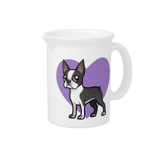 Make Your Own Cartoon Pet Pitcher