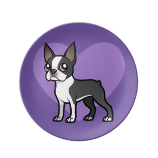 Make Your Own Cartoon Pet Plate