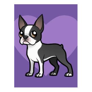 Make Your Own Cartoon Pet Postcard