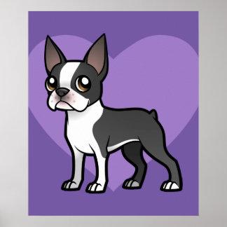 Make Your Own Cartoon Pet Poster