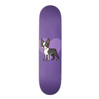 Make Your Own Cartoon Pet Skate Board Decks
