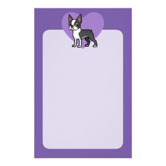 Make Your Own Cartoon Pet Stationery