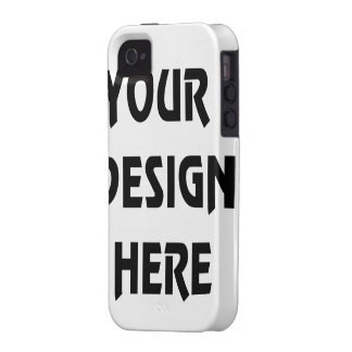 Make Your Own Case-Mate iPhone 4 Covers