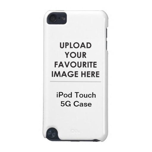 Make Your Own iPod Touch (5th Generation) Covers