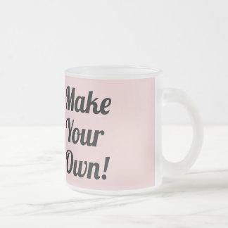 Make Your Own Custom Gift Coffee Mug