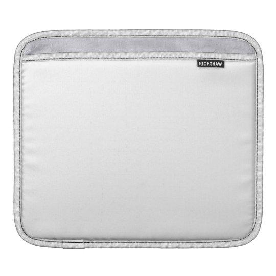 Make Your Own Custom iPad Sleeves