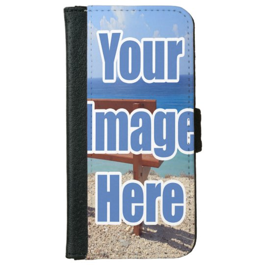 Make Your Own Custom Personalised DIY iPhone 6 Wallet Case