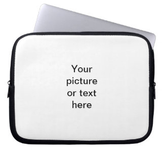 Make your own custom personalised computer sleeve