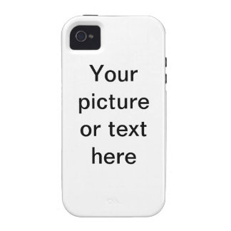Make your own custom personalised vibe iPhone 4 cases