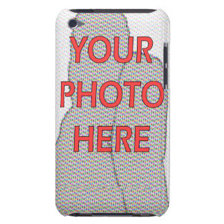 Make your own custom photo ipod touch case