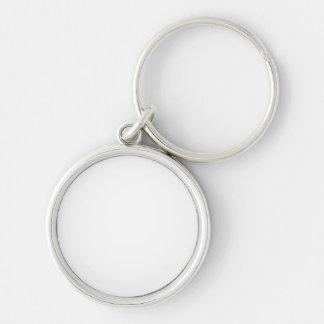 Make Your Own Custom Premium Round Key Chain