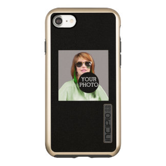 Make your own decor easily with your image on a incipio DualPro shine iPhone 8/7 case