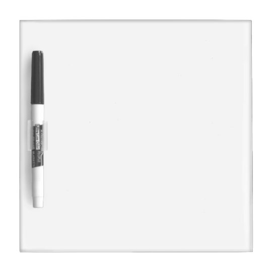 Make Your Own Dry-Erase Board Small w/ Pen