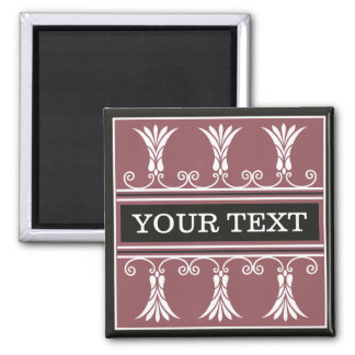 Make Your Own Inspirational Word Magnet
