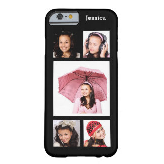 Make Your Own Instagram Photo Collage Barely There iPhone 6 Case
