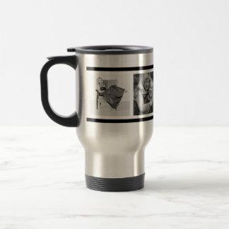 Make Your Own Instagram Photo Stainless Steel Travel Mug