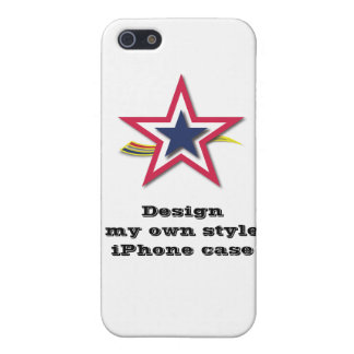 Make Your Own iPhone 5/5S Case: Unique Design! iPhone 5/5S Cases