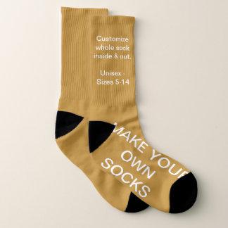 Make Your Own OCHRE Custom Socks 1