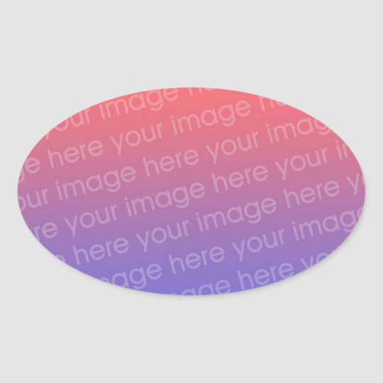 Make Your Own Oval Stickers