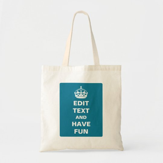 Make Your Own Parody Tote Bag