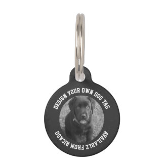 Make Your Own Personalised Unique Pet ID Tag