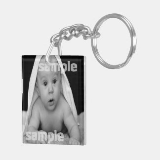 Make Your Own Personalized DIY Custom 2 Sided Key Ring