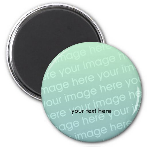 Make your own Round Magnet- 2.25 inch