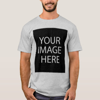 Make Your Own Shirt!  Add Text, Art, or Pictures T-Shirt