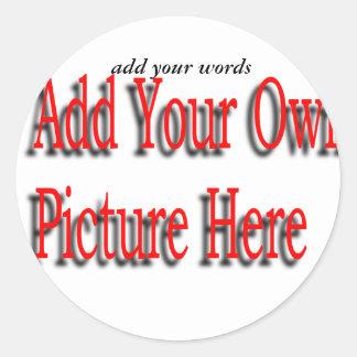 Make Your Own Sticker