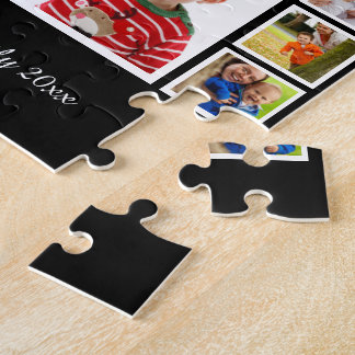 Make your own unique personalized DIY Jigsaw Puzzle